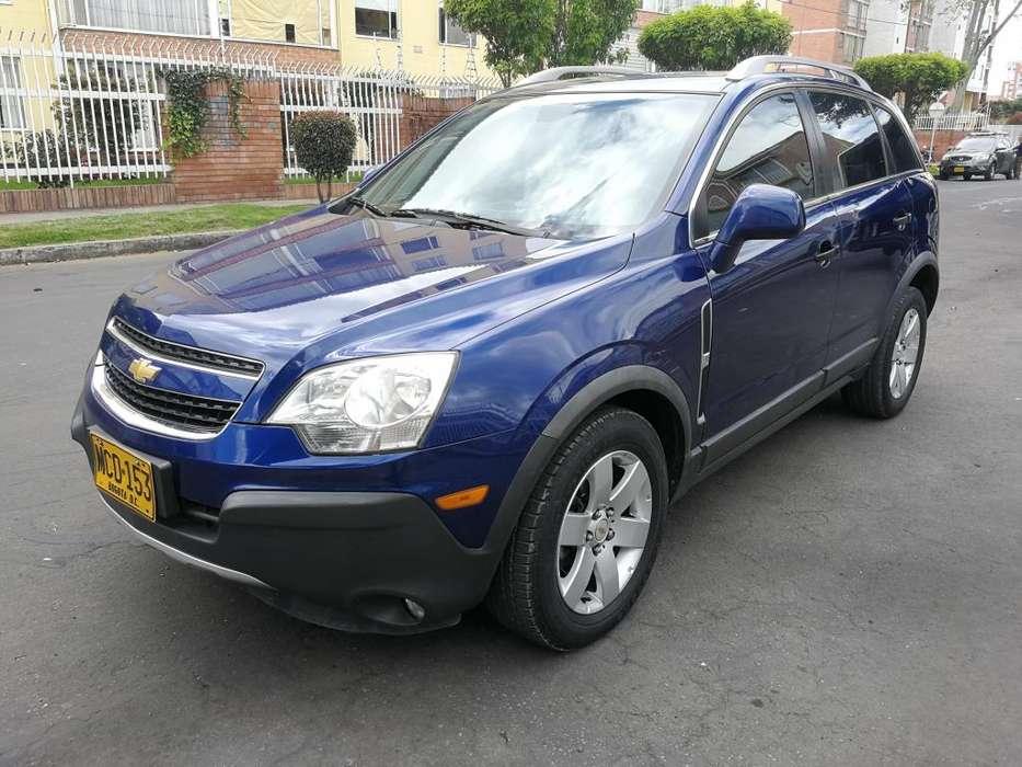 Chevrolet Captiva 2012 - 67000 km