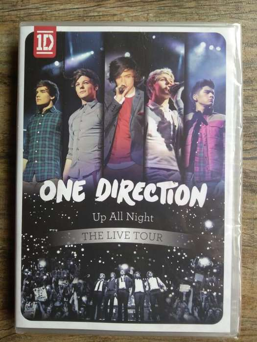 One Direction Up All Night The Live Dvd