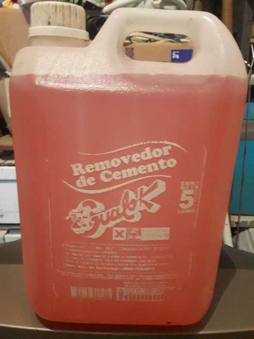 Acido para Limpiar Ladrillos