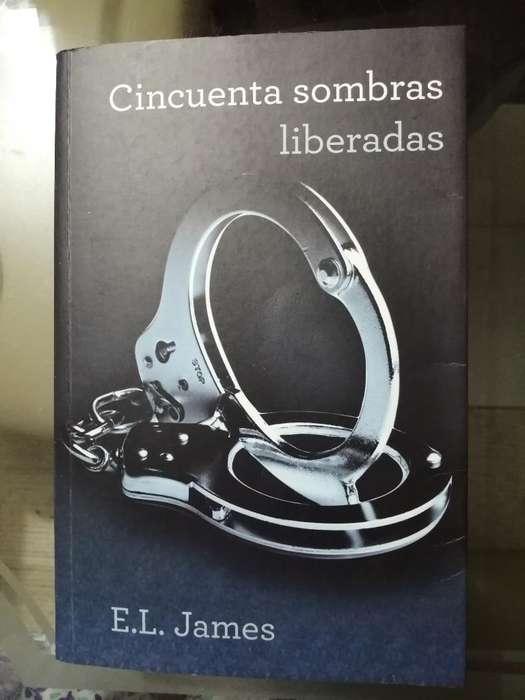 Libro - Cincuenta Sombras Liberadas