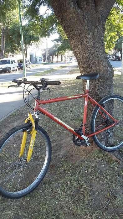 Vendo Bici R 26 Usada .con Service Compl