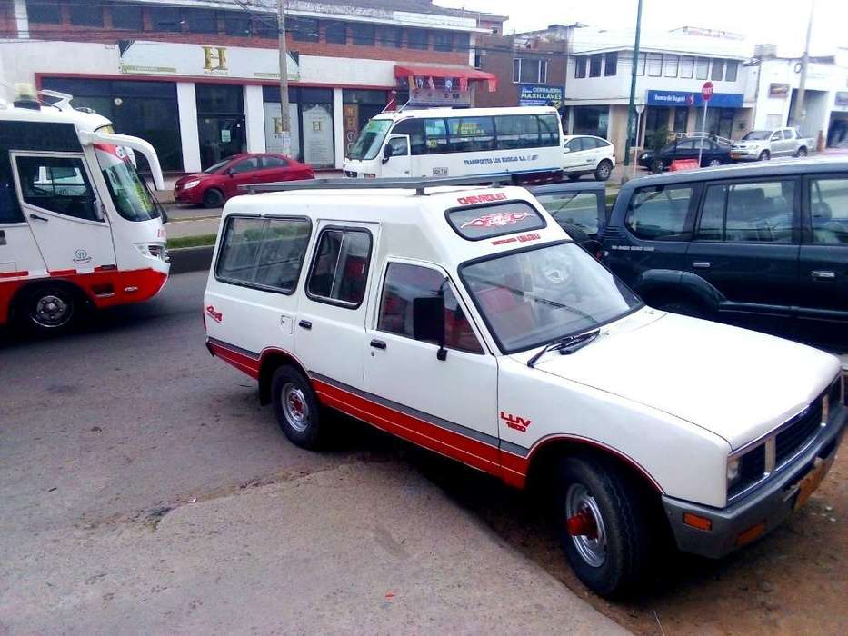 Chevrolet Luv 1987 - 5000 km
