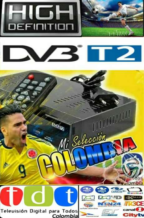 Decodificador Tdt Oferta 44.900