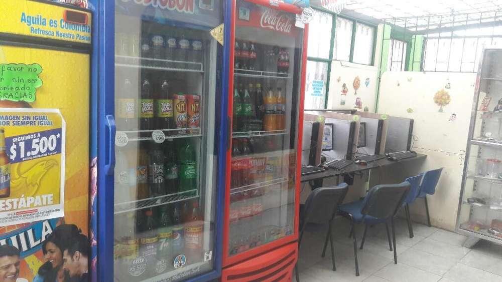 Minimercado, Internet Papeleria