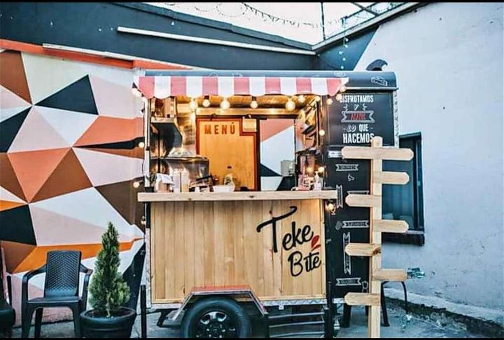 Food Truck Tráiler