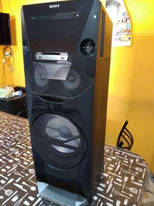 Equipo de Música Sony Torre Mhc-v5
