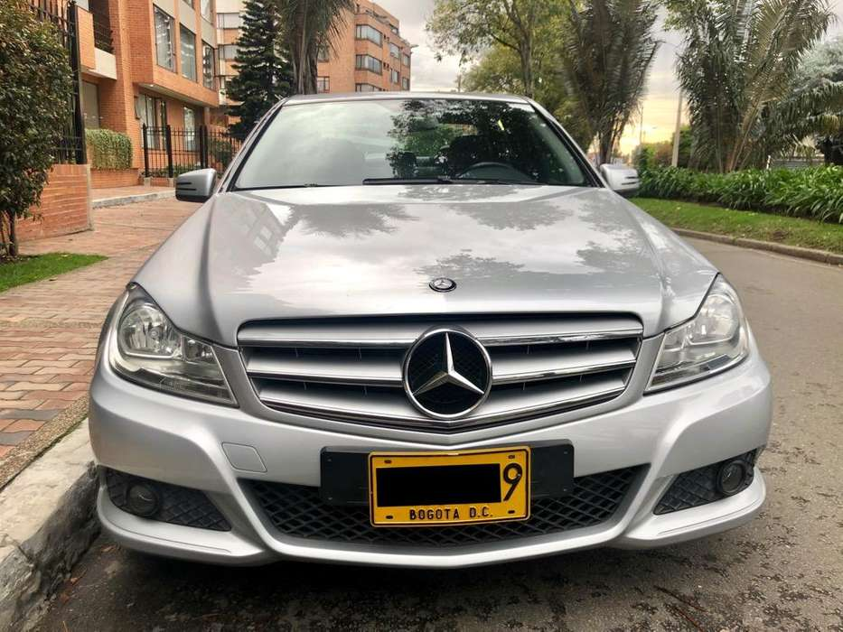 <strong>mercedes-benz</strong> Clase C 2012 - 93000 km