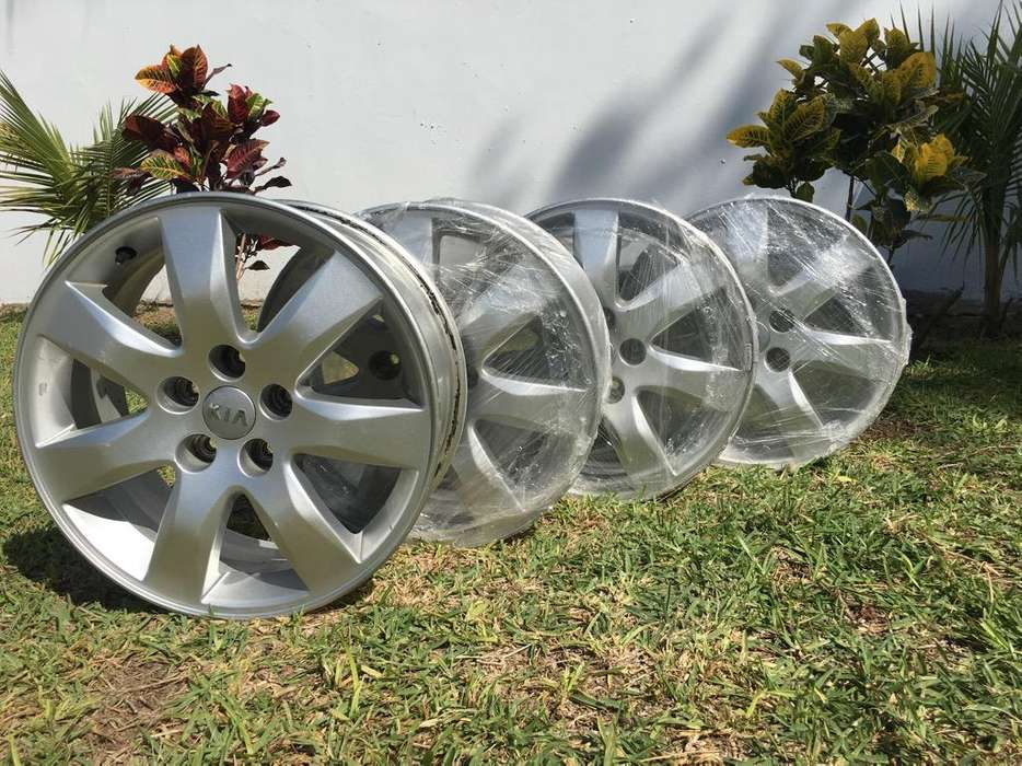 Aros Kia 18 Pulgadas Aluminio