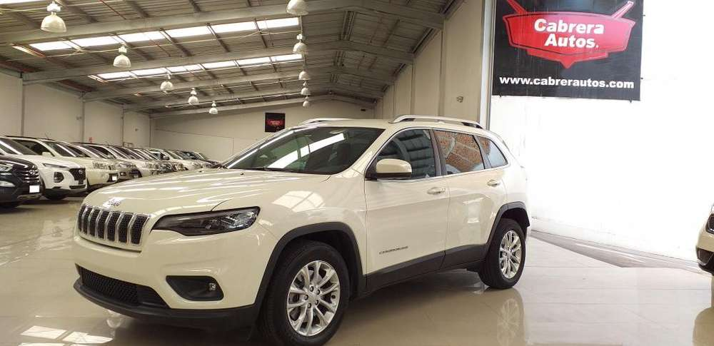 <strong>jeep</strong> Cherokee 2019 - 6317 km