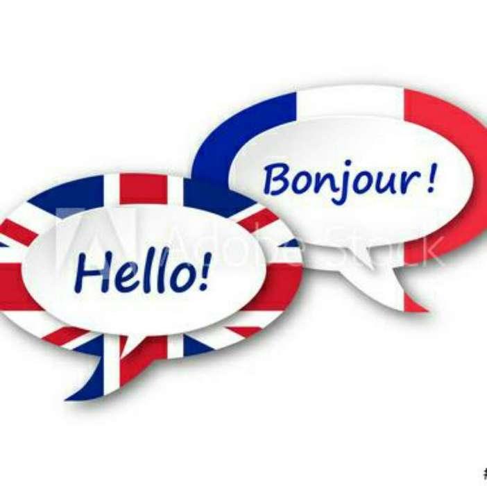 Clases de Inglés, Francés Y Español