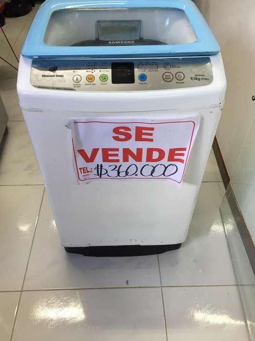 Lavadora Samsung 21Lbrs