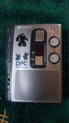 Cassetera Sony Grabadora Portatil Japan
