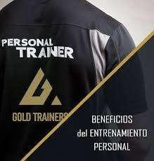 Servicios de entrenador personal