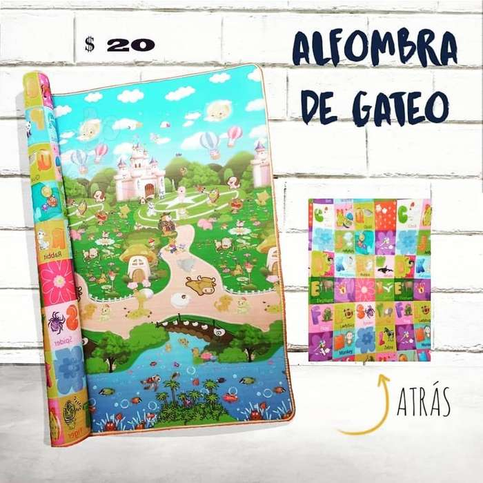 <strong>alfombra</strong> Gateo Bebes Y Niños 1.50m X 1.8