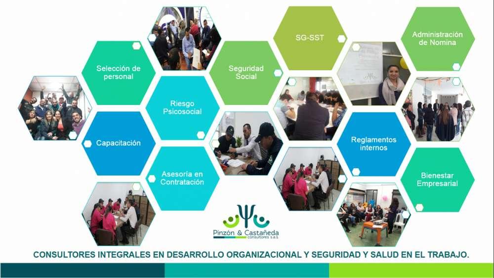 Asesoria en salud ocupacional, contabilidad y talento humano