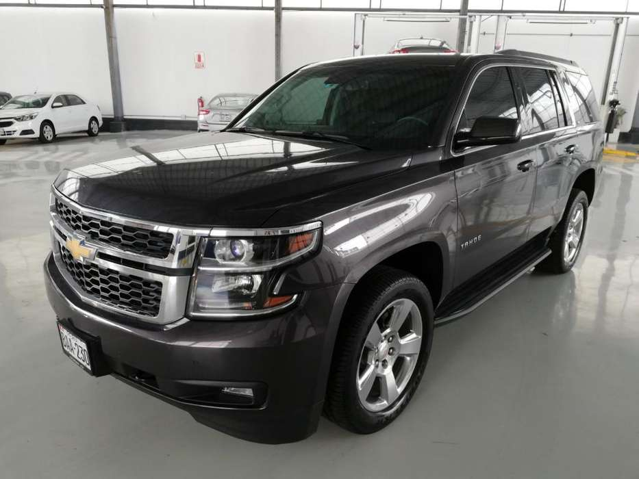 <strong>chevrolet</strong> Tahoe 2017 - 5249 km