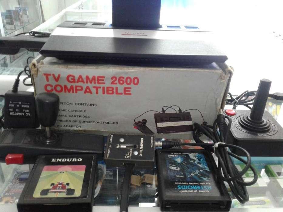 Se vende atary 2600