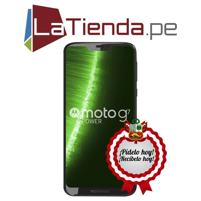 Motorola Moto G7 Power 4 GB de RAM