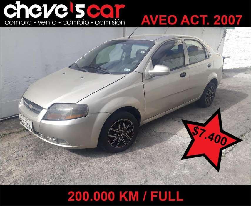 Chevrolet Aveo 2007 - 200000 km