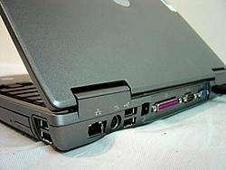 Notebook Dell Latitude D610 Win 7