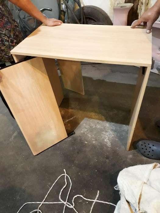 <strong>escritorio</strong> Melamina Desarmado