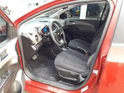 Chevrolet Sonic Lt Aut Mod 2013