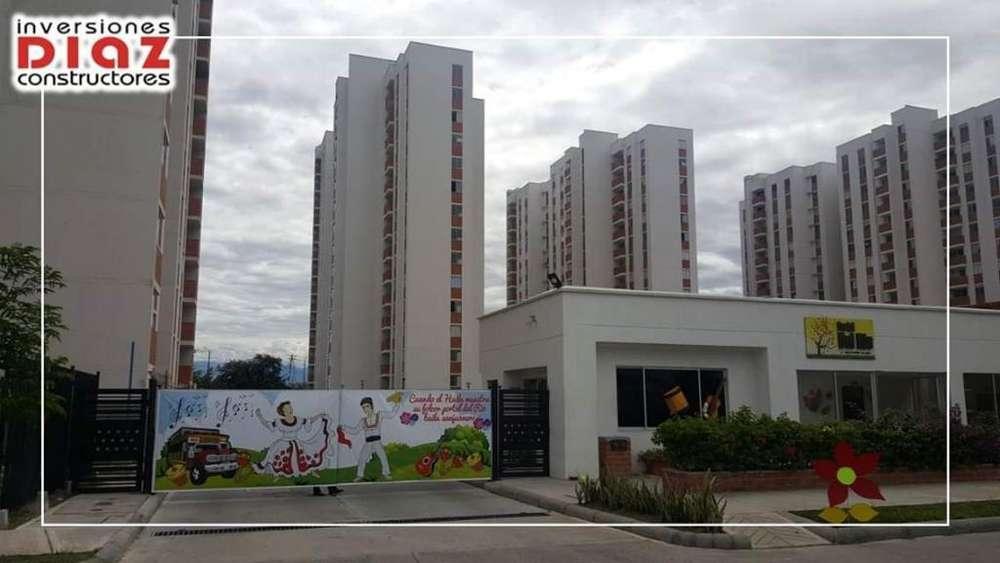 Arriendo <strong>apartamento</strong> Portal Del Rionuevo