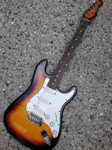 Guitarra Midland o Denver Stratocaster Nueva!
