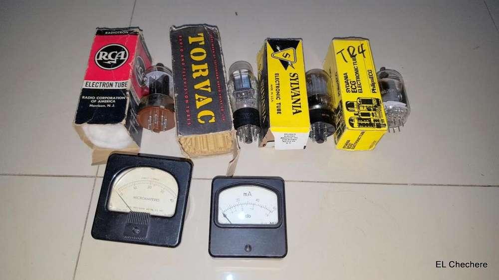 vende Lote de <strong>accesorios</strong> para radioaficionados