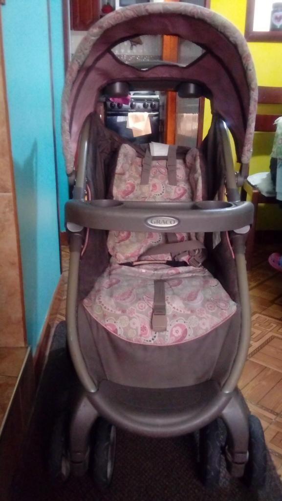 89f290aa2 Se vende coche para bebé marca Graco - Bogotá