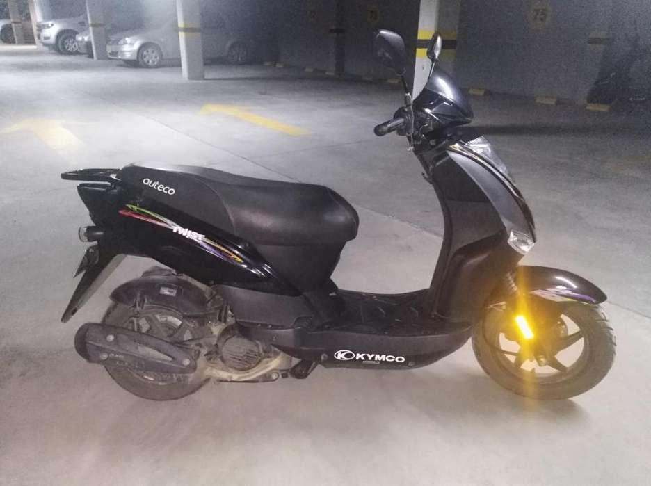 Moto Kymco Twist 125