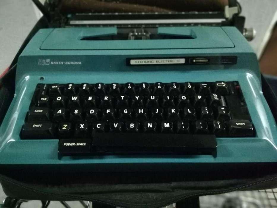 Máquina de escribir eléctrica Smith Corona