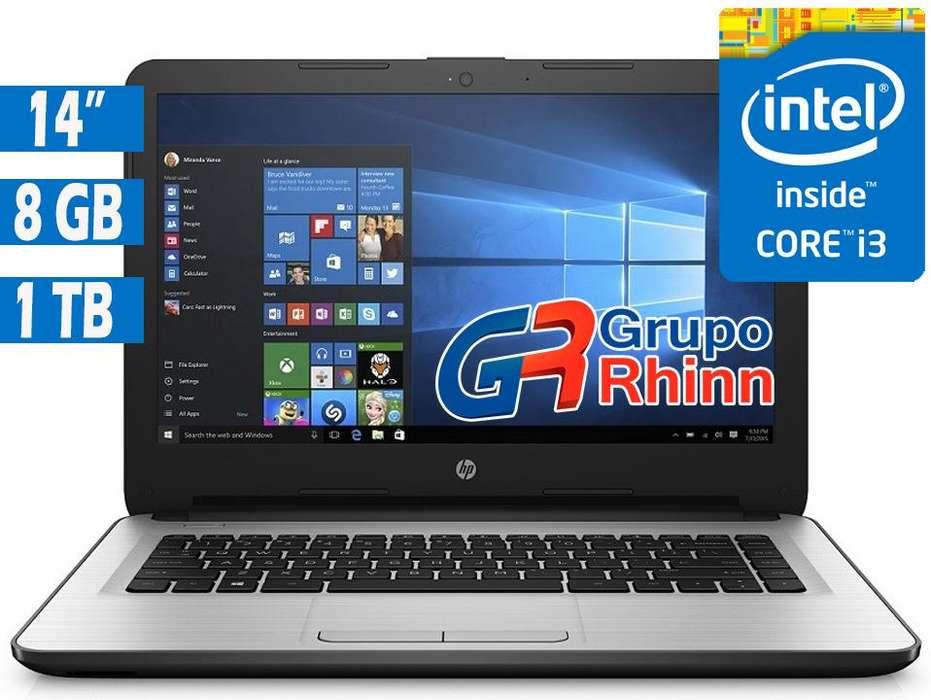 HP LAPTOP CORE i3 5º GEN 14 14AC112LA INTEL, 1TB/8GB