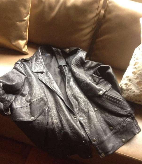 Polo Ralph Lauren Biker Leather Large