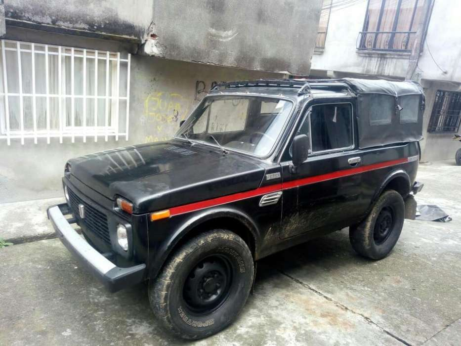 <strong>lada</strong> Niva 1993 - 18500 km