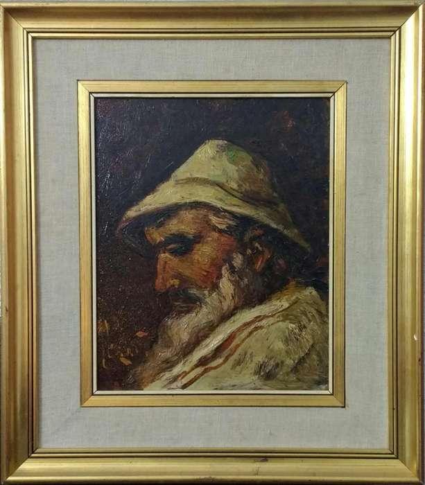 Pintura de Egidio Cerrito Criollo
