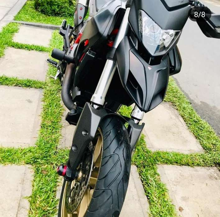 Ducati Hypermotard 939 2017 Full Carbon