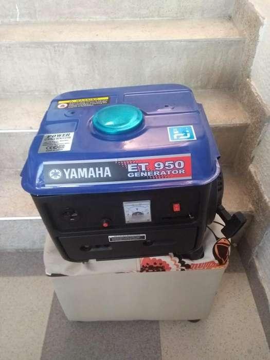 GRAN PROMOCION DE PLANTA ELECTRICA DE 950 WATTS MARCA YAMAYA CAPACIDAD DE 15 BOMBILLOS 3133536190