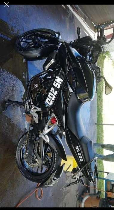 Se Vende Moto Pulsar Modelo Ns200