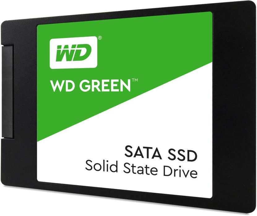 Disco Sólido SSD de 120GB, 240GB y 480GB, Nuevos!