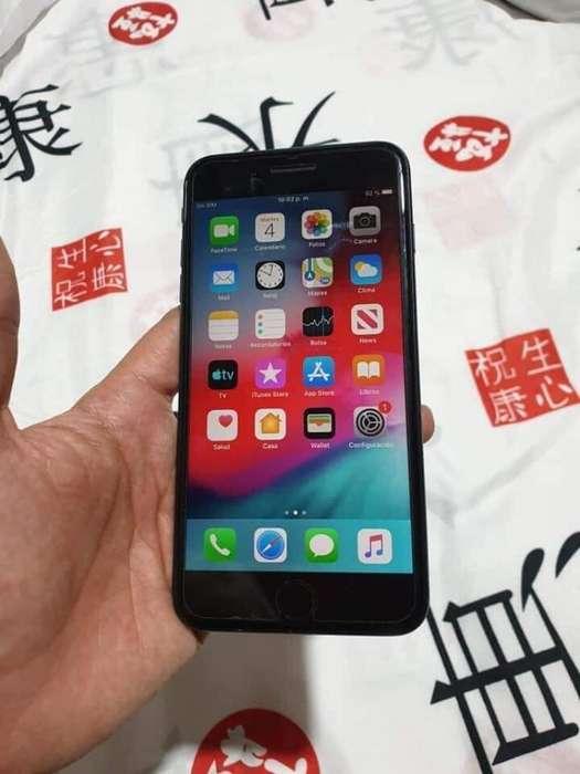 iPhone 7 Plus Negro 128 Gb Buen Precio