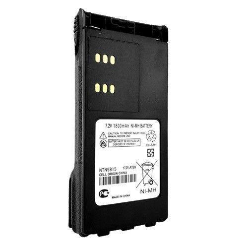 Baterias para radio Motorola XTS2500 XTS1500 XtTN9815 NTN9858C