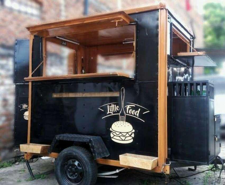 Venta Trailer Food Truck Comidas