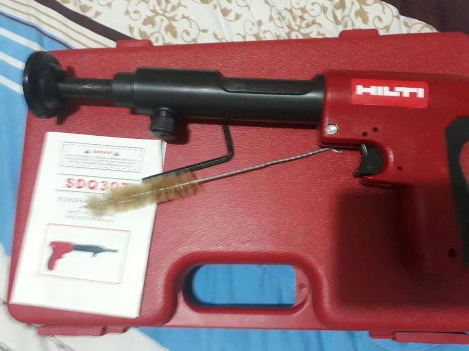 Pistola de Impacto O Fijacion Hilty Nuev