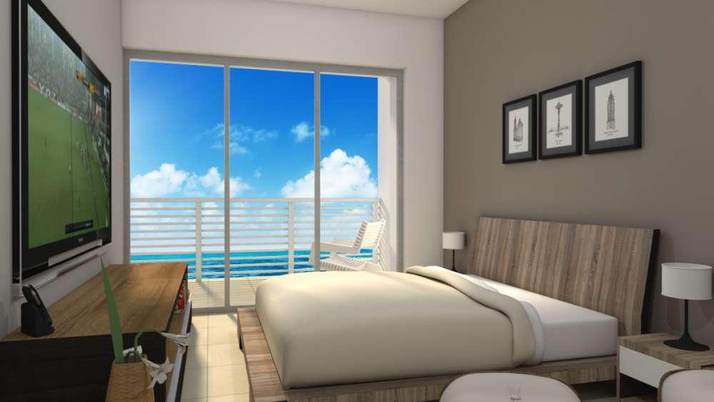 Venta de Suites con vista y al pie del mar, en Ocean Club