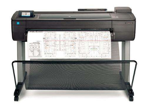 Impresora Hp Designjet T830 36-in Multifunc