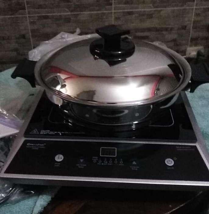 Vendo Cocina Renaware Olla