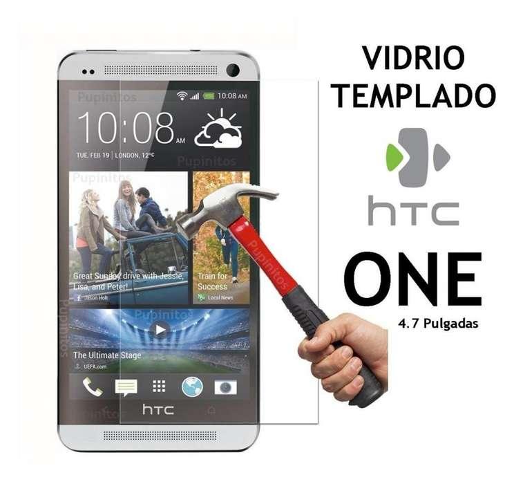 Vidrio Templado Plano Htc One Rosario