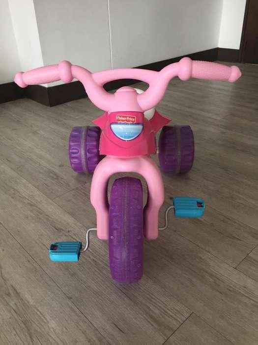 Triciclo Fisher Price Barbie