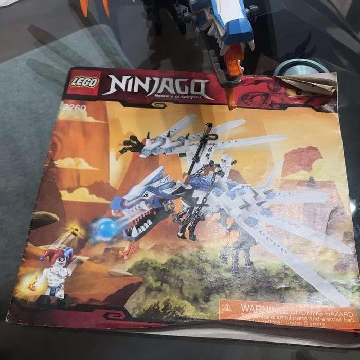 Vendo Lego, con Manual, Fichas Completas